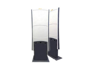 Library Security Gates , RFID Reader Gate Fix Frequency Transmission